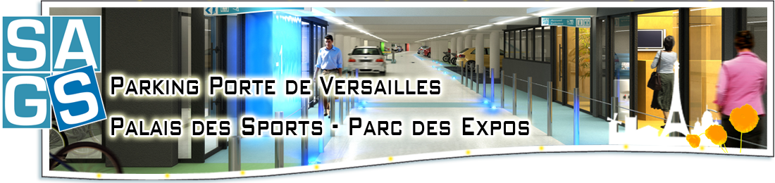 Parking palais des sports paris palais des expositions - Parking paris porte d orleans ...